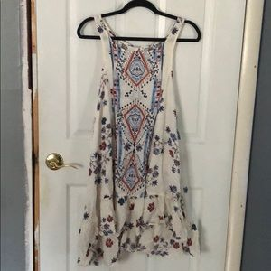 Free people high to low dress